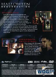 halloween resurrection dvd filme u2022 world of games