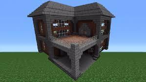 minecraft tutorial brick house 1 youtube