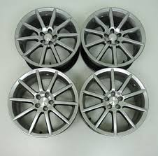 black subaru rims rims enkei subaru 18 u201d 7j 5 100 megablast speed parts