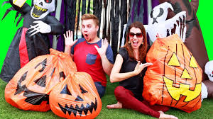 wholesale halloween toys halloween giant pumpkins surprise toys hatchimals and spooky