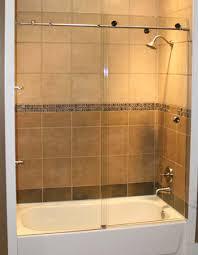 Frameless Shower Sliding Glass Doors Frameless Shower Doors And Glass Replacement Folsom