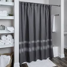 Silver Shower Curtains Buy Silver Shower Curtain From Bed Bath U0026 Beyond