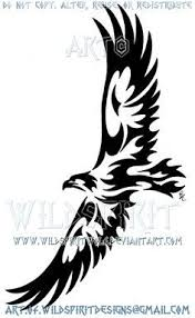 best 25 tribal eagle tattoo ideas on pinterest celtic raven
