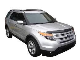 ford explorer amazon com auto ventshade 25164 bugflector ii hood shield automotive