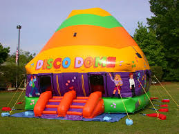 disco rental the top slide and bounce house rentals in raleigh nc