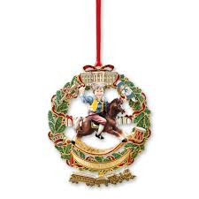 2003 white house ornament a child s rocking