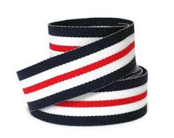 black and white striped ribbon striped ribbon etsy
