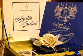 Wedding Invitations India Voguish Wedding Invitations Designer Indian Wedding Cards