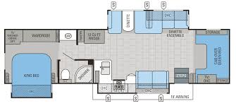 Type B Motorhome Floor Plans 2015 Seneca Floorplans U0026 Prices Jayco Inc