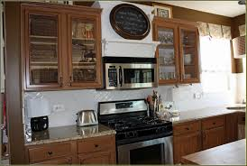 Kitchen Cabinet Glass Doors Replacement Replacement Kitchen Cabinet Doors With Glass Home Design Ideas
