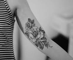 awesome flower design inner arm tattoos arm the ask idea com