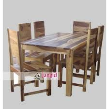 indian wood dining table natural indian sheesham 6 seaters wooden dining tables and with