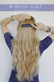 13 ways to make your hair grow barefoot blonde by amber fillerup