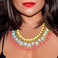 multi color necklace images Neon multicolor necklace haus of winter jpg