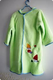 robe de chambre 2 ans robe de chambre façon burnous je couds citronille