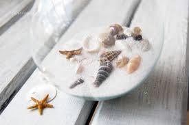 seashell sand ornament the ornament