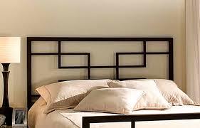 bedroom captivating contemporary metal headboards a modern
