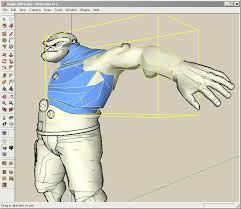 importing sketchup models to maya giantmonsterblog