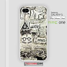 harry potter quotes collage for i phone