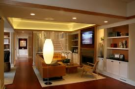 captivating lighting fixture for modern large living room design