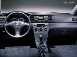 toyota corolla 5 doors specs 2002 2003 2004 autoevolution