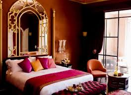 bedroom colourful moroccan style beds inspiring bedroom design