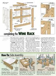 26 fantastic wine rack woodworking plans egorlin com