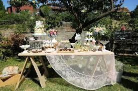 kara u0027s party ideas vintage rustic garden themed birthday party via