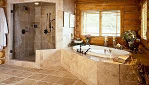 log home bathroom ideas log cabin bathroom ideas bathrooms offices a two storey log helena