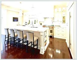 bar island kitchen kitchen island with bar stools kleinerdrei co