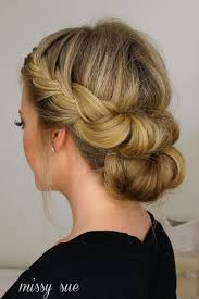 tuck in hairstyles 10 ways to do your own wedding hair