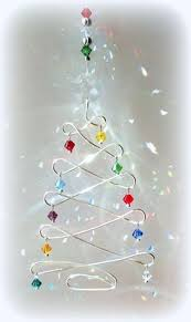 7 easy diy wire ornaments for tree handmade wire