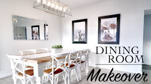 dining room makeover hamptons style youtube igf usa