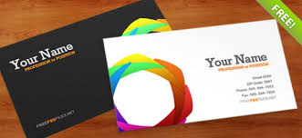 Free Business Cards Printing Psd Business Card Template Business Cards Pinterest Business