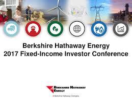 berkshire hathaway energy ic2017