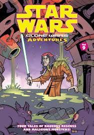 star wars clone wars adventures volume comic vine