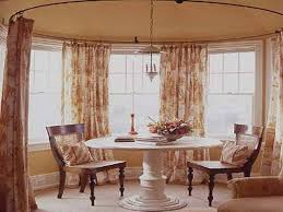 Kitchen Bay Window Curtain Ideas Ideas Design For Bay Window Treatment Ideas Gray