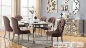 annabelle dining table w optional items