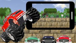 videos of monster trucks crushing cars monster truck crushing android apps on google play