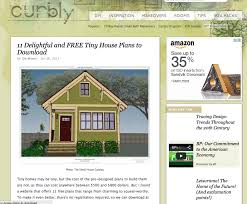 Economy Home Plans by Curbly U2014 Small House Catalog