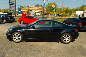 2003 infiniti g35 black sport coupe sale