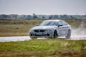 the 2018 bmw m5 to debut next monday august 21st bimmerfile