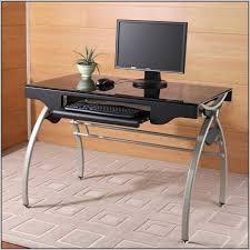 Small Black Desk Canada Contemporary Computer Desk Canada Desk Home Design Ideas