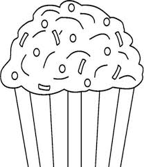 download kids cupcake coloring page or print kids cupcake coloring