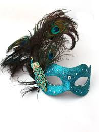 peacock masquerade masks luxury swarovski peacock feather masked mask