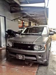 land rover matte rdbla range rover sport matte black black accents u0026 more