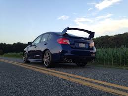 2015 subaru wrx modified the student driver long term 2015 subaru wrx sti limited