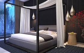 four poster bed interior design ideas