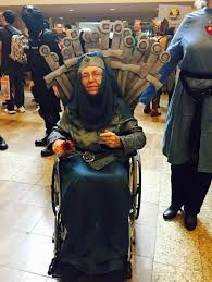Game Thrones Halloween Costume 20 Halloween Costume Ideas Wheelchairs Halloween