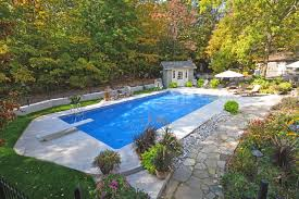 Pool Images Backyard by Custom In Ground Swimming Pools Kingston Brockville Belleville